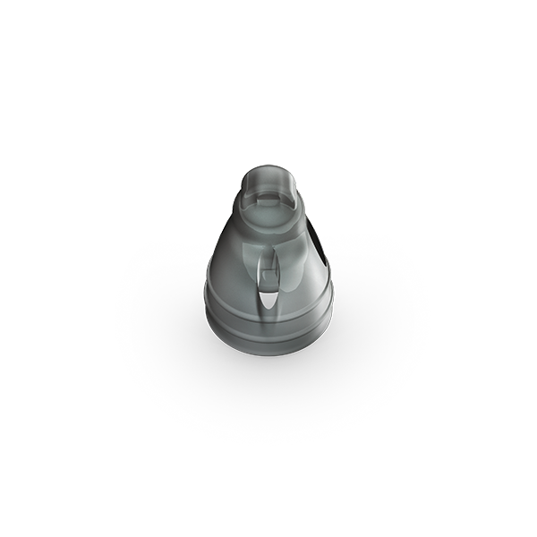 Compatível com linhas Phonak Belong, Venture, Quest. Contém 10 unidades.